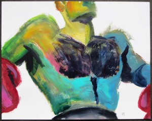 Colorful Hairy Boxer, 2012