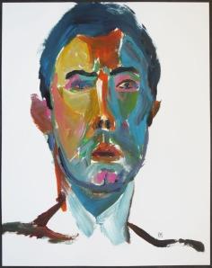 Patrick Portrait, 2012 (#S10206)
